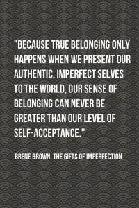 true belonging