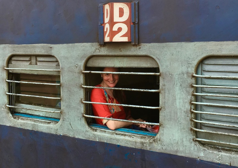 Ellie Train India